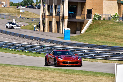 2020 SCCA July 29 Pitt Race Interm Copper Vette
