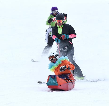 30th Anniversary Ski Parade March 2017 - Tom Stillo