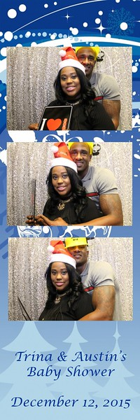 Trina and Austin's Baby Shower 2015