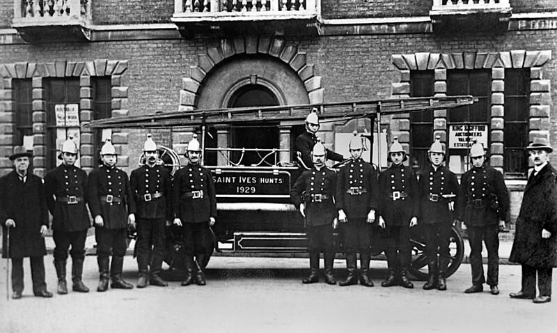 Firemen, 1929