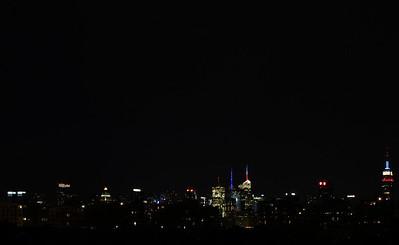 Macy's NYC Fireworks 2011