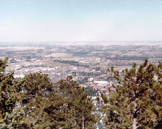1979 Boulder Colorado