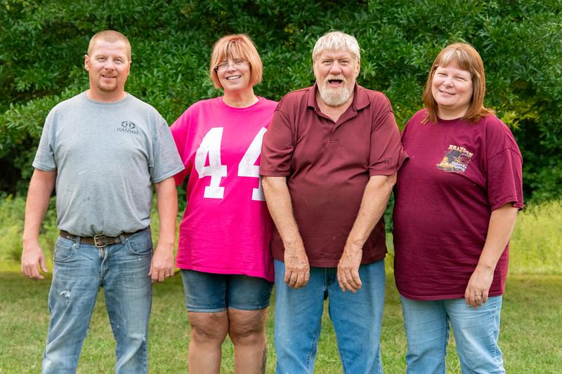 Tonia's 50th Birthday with Family