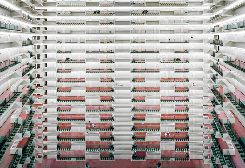 Photographer Andreas Gursky (1955 - )