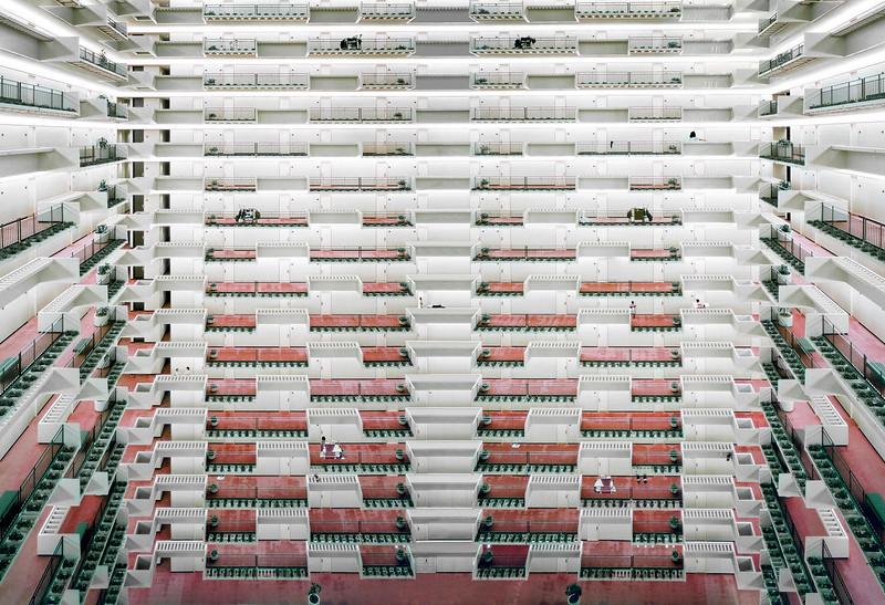 Photographer Andreas Gursky (1955 - )