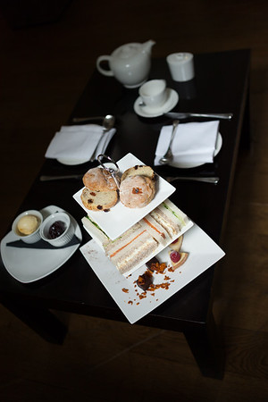 The Best Western Plus Mosborough Hall Hotel, Sheffield Shoot, Afternoon Tea Promotional Shoot