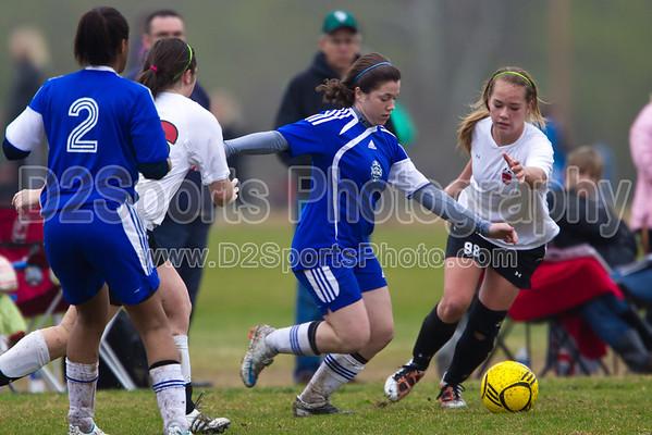 Southern Soccer Showcase 4/9-10, 2011