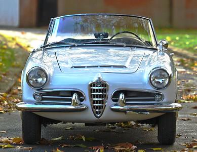 1966 Alfa Romeo 1600 Spider JUX 354D