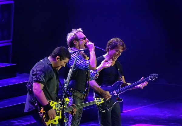 Van Halen reunion tour w/David Lee Roth - May 5th, 2012, Tacoma Washington * click to view gallery