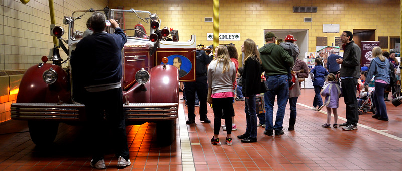 10-11-16 McKinley Fire Company Open House