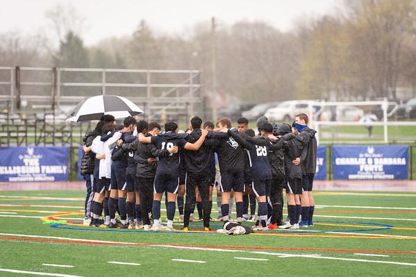Huntington Soccer - Playoff Game v WI