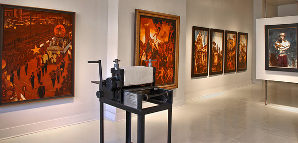 0113 George Schmidt Gallery