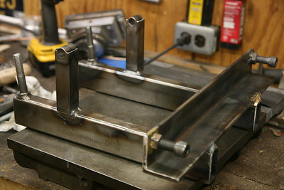 01-17-2019 Front lower A-arm jig