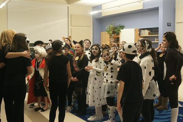 2018-02-27 101 Dalmations 5th Grade Play
