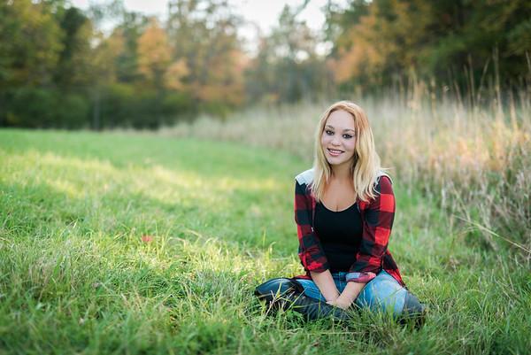 Allyson's Senior Portraits!