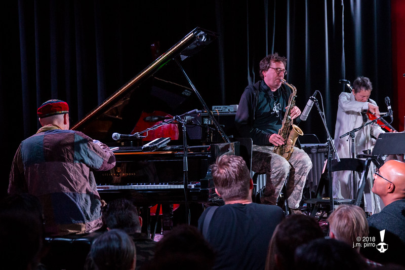 John Zorn / Laurie Anderson / Terry Riley