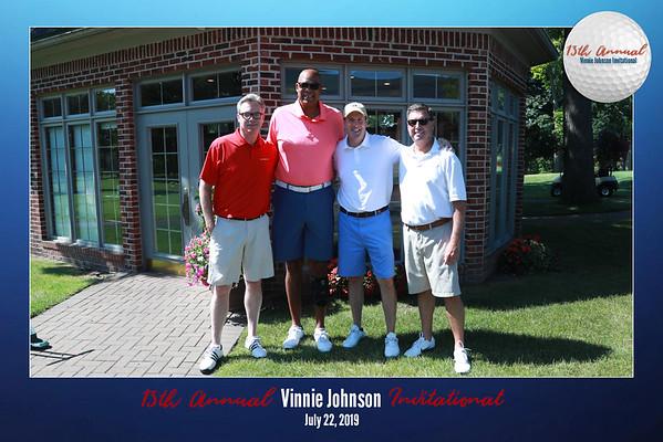 Vinnie Johnson Golf Outing 2019