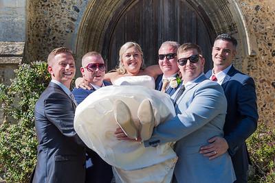 Kelly & Eddie's Wedding