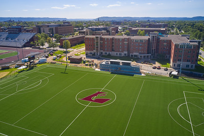 2021 UWL Soccer Support Facility Construction