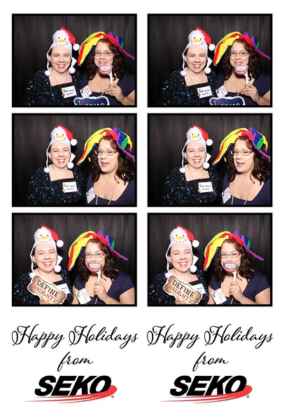 SEKO Holiday Party (12/01/17)
