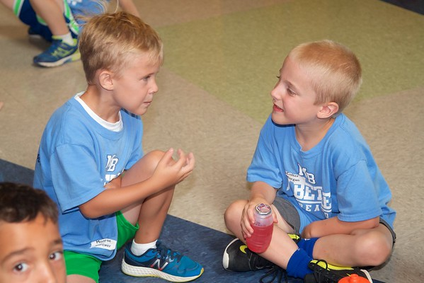 Hoops Basketball Camp: First and Second Graders