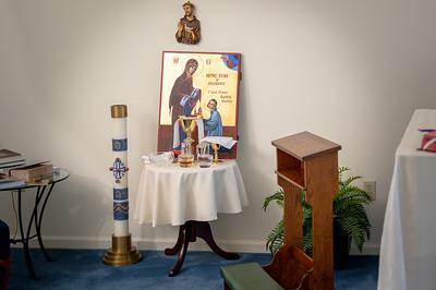 ST. Francis Parish Chapel Mass March 22