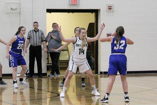 TC girls' basketball 2-1-19