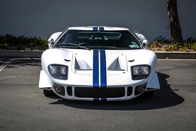 GT40 P2327 Stripes