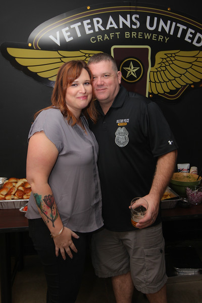 Frank's Retirement Party, Veterans Craft Brewery, Jacksonville, Florida