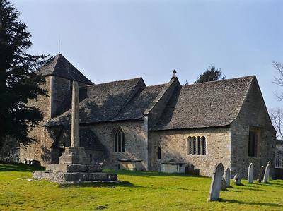 St Lawrence, Church of England, North Hinksey Lane, North Hinksey, Oxford, OX2 0LZ