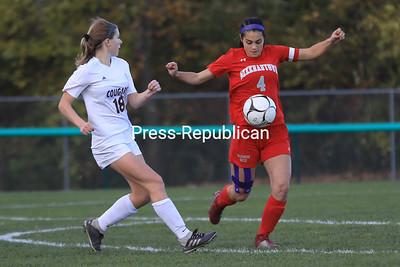 Girls Soccer – Beekmantown vs. Northeastern Clinton