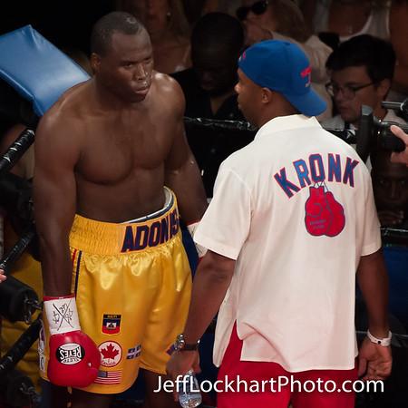 Adonis Stevenson vs. Thomas Williams Jr.