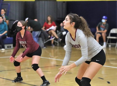 2021 Girls Volleyball Flowing Wells Invite