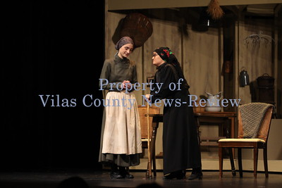 """Fiddler on the Roof"" at Northland Pines"