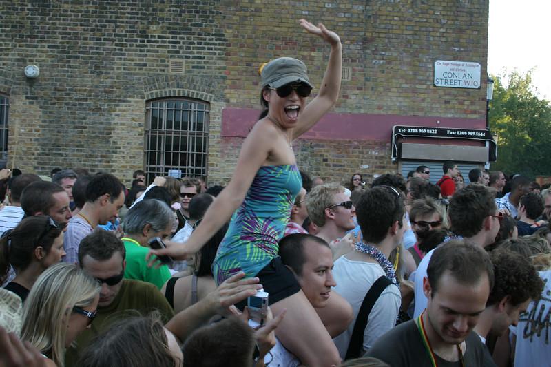 Notting Hill Carnival - Sancho Panza