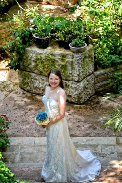 Alyson Bridal Portraits