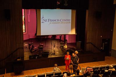 St Francis Centre Season Opening