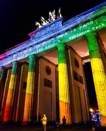 Festival of lights, Berlin 2018