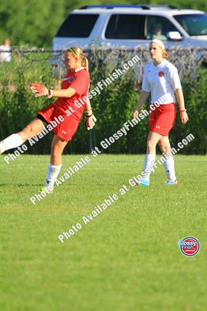 U16 Girls - Euro FC Fuego vs Ovrevoll Hosle