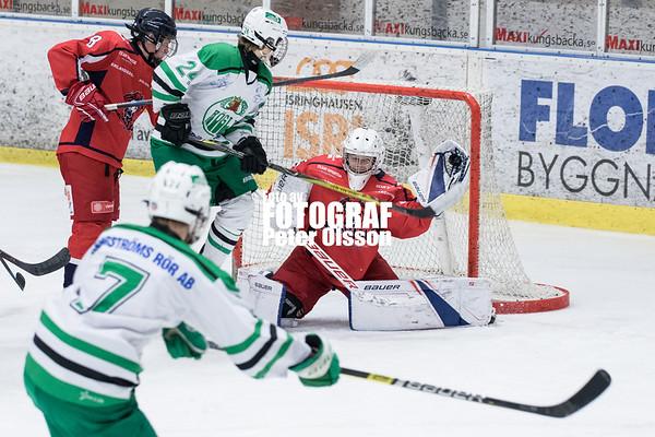 U16 Elit Södra 2019-02-23: Hanhals Kings - Rögle