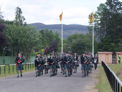 Braemar Junior Highland Games 2017