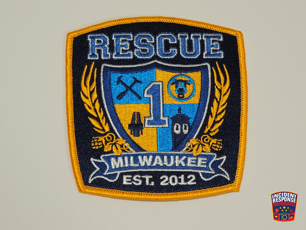 Wisconsin Fire Patches