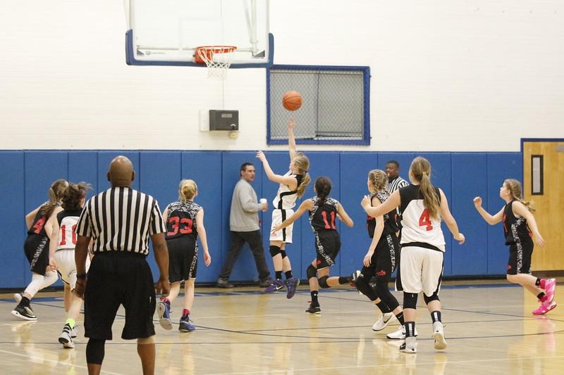 AAU Basketball D-2 vs D-1, Saturday 4/1/17