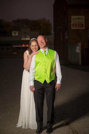 Wedding Mindy and Ed O'Brien