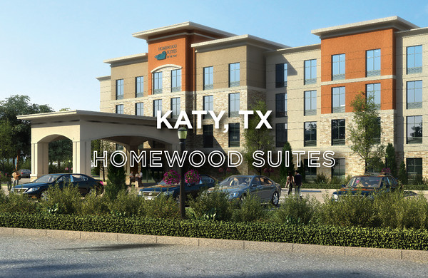 Katy, TX - Homewood Suites