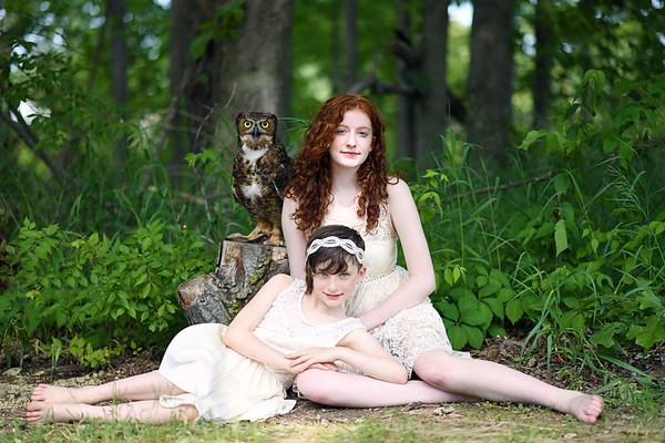 Amber, Violet & Zoey