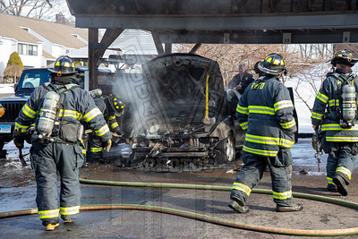 Rocky Hill, Ct Auto fire 1/24/20