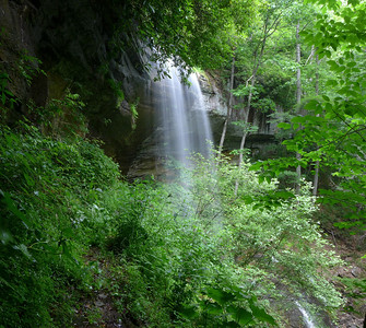 Bernie's Falls