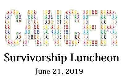 2019 Cancer Survivorship Luncheon