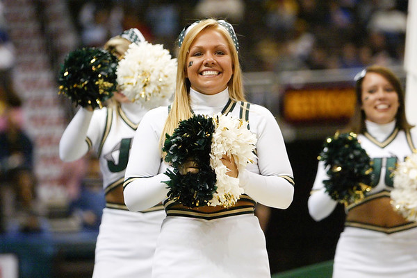 Basketball:  Jacksonville University vs. East Tennessee State - Cheer and Dance